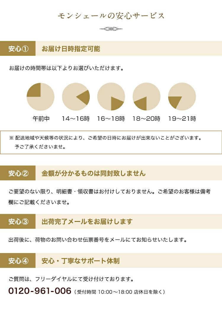 2021母の日限定 日比谷花壇×Mon cher ギフトセット
